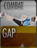 Video Clases de GAP COMBAT y ABDOMINALES para entrenar en casa