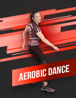 Video clases aerobic para casa