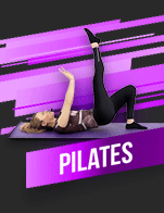 Video Clase de Pilates para realizar en casa