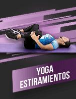 Video Clases de Yoga y Estiramientos para casa