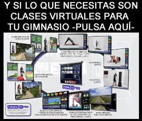 Virtual Fitness para Gimnasios