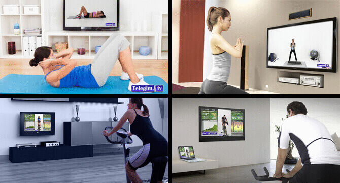 tu gimnasio online en casa virtual gym